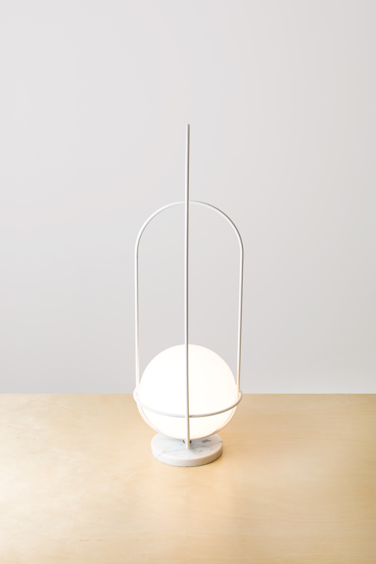 Orbit Table Light 2016 Lukas Peet Design