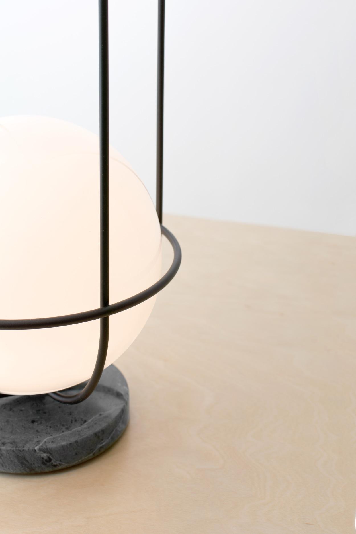 Orbit Table Light 2016 Lukas Peet Design