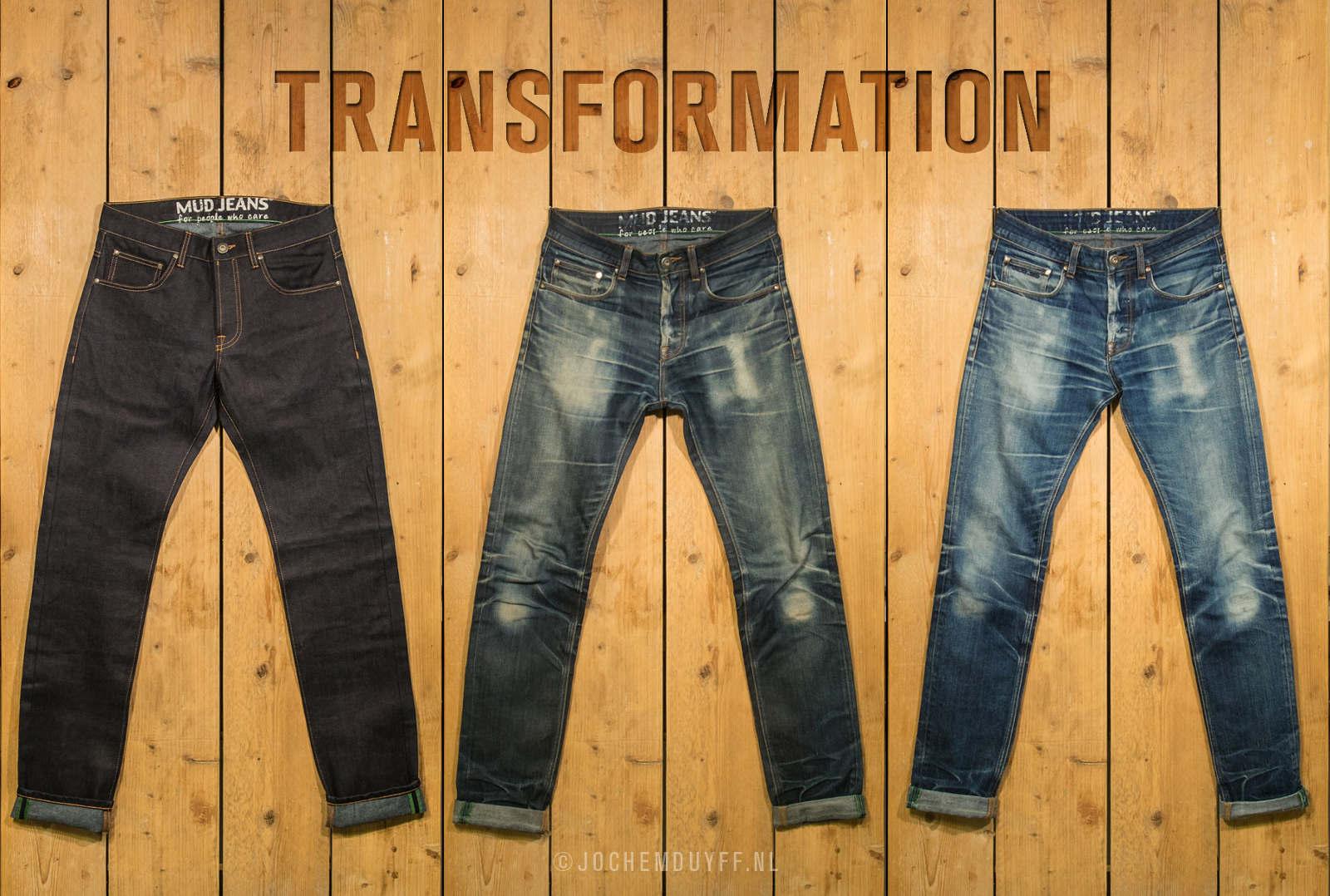 fantastinen säästö hieno muotoilu uusi saapuu My life in MUD Jeans - Jochem Duyff