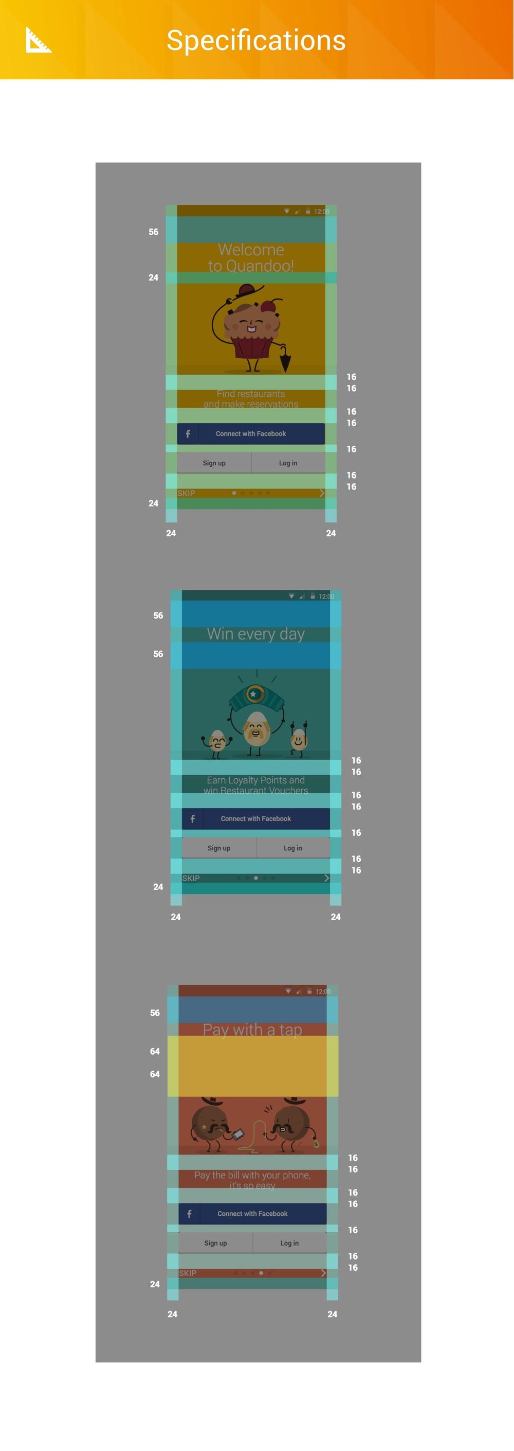 Quandoo B2C App - Android - Caterina Finelli