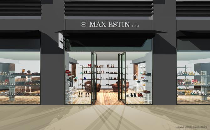 1c76d9827d7150 MAGASIN DE CHAUSSURE Appel à projet pour le bail d'un magasin de chaussures  au rez-de-chaussée du parking Corvesy, à Nice. PROJET LAURÉAT