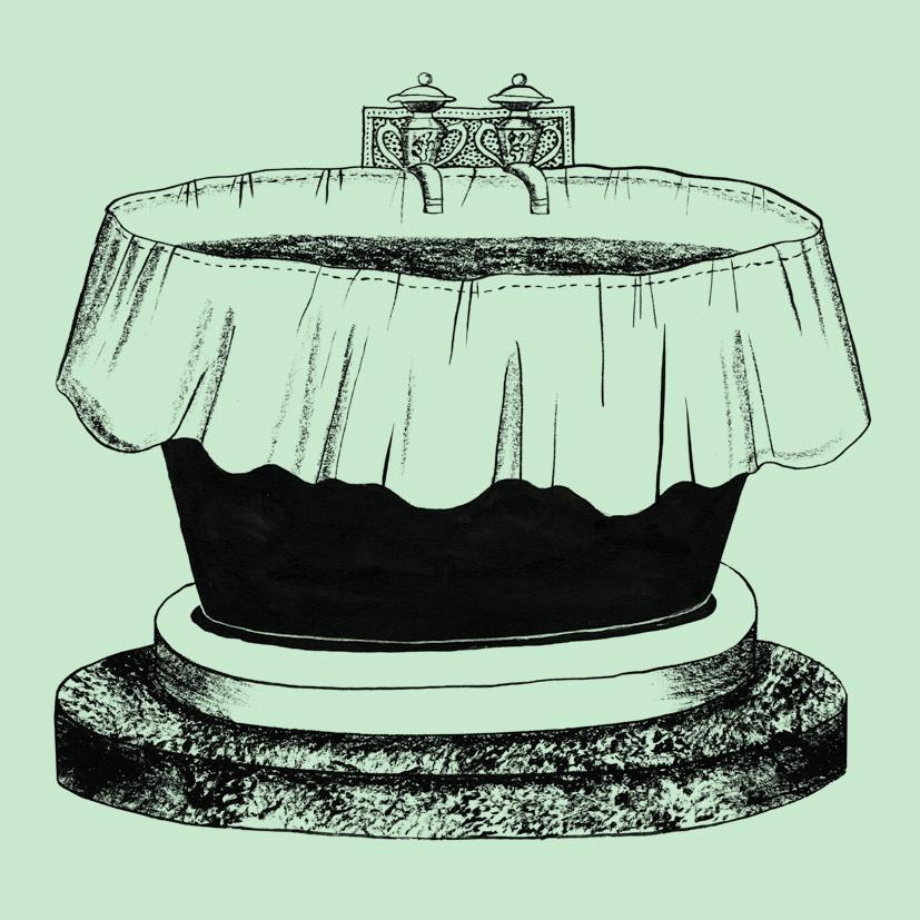 Elements of a Home - Alice Pattullo Illustration