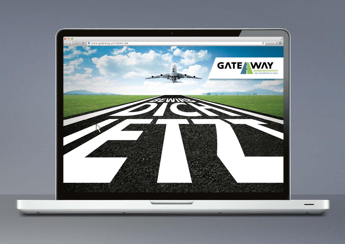 Gateway Zweimeterdesign