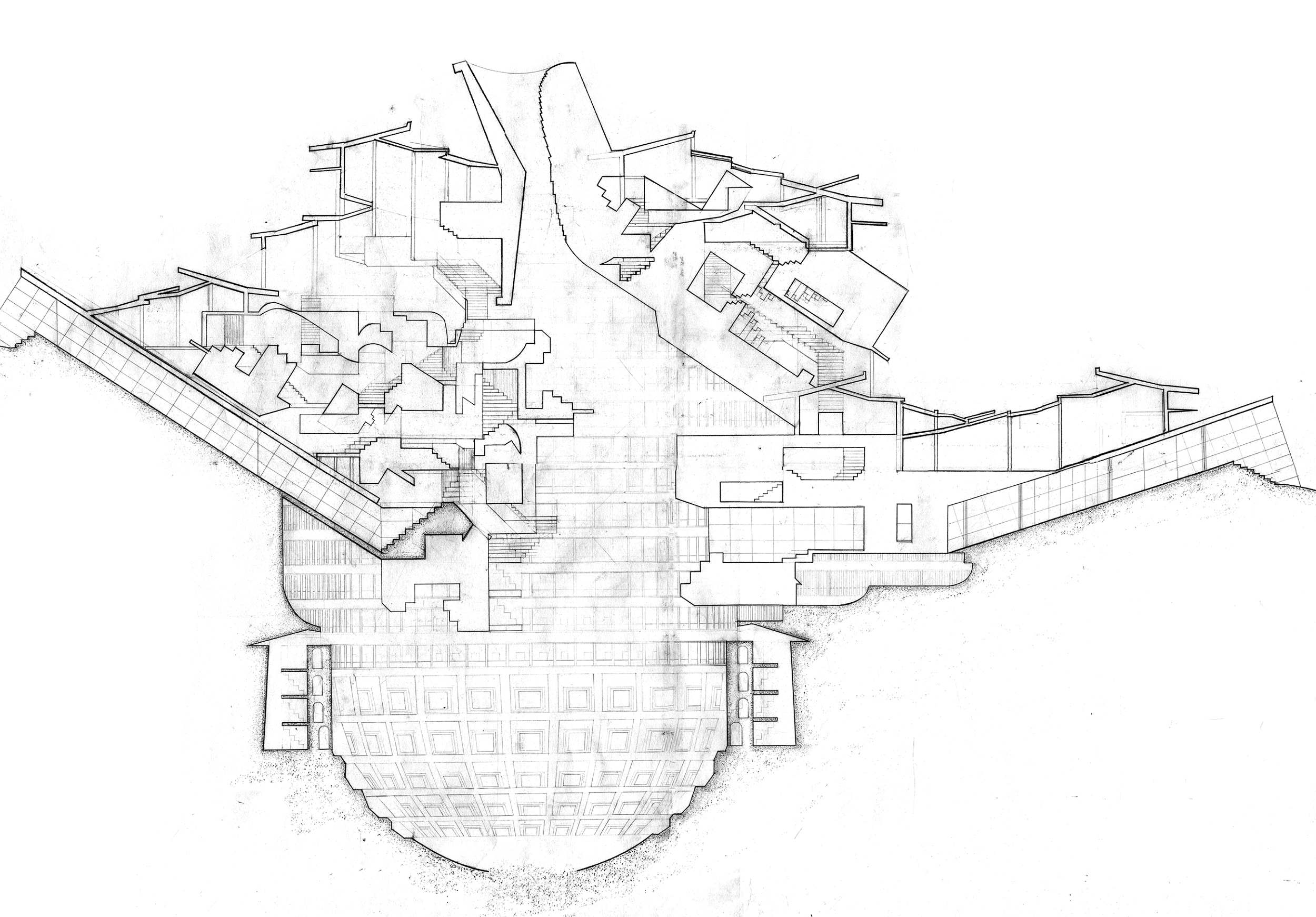 Architectural Drawings And Diagrams