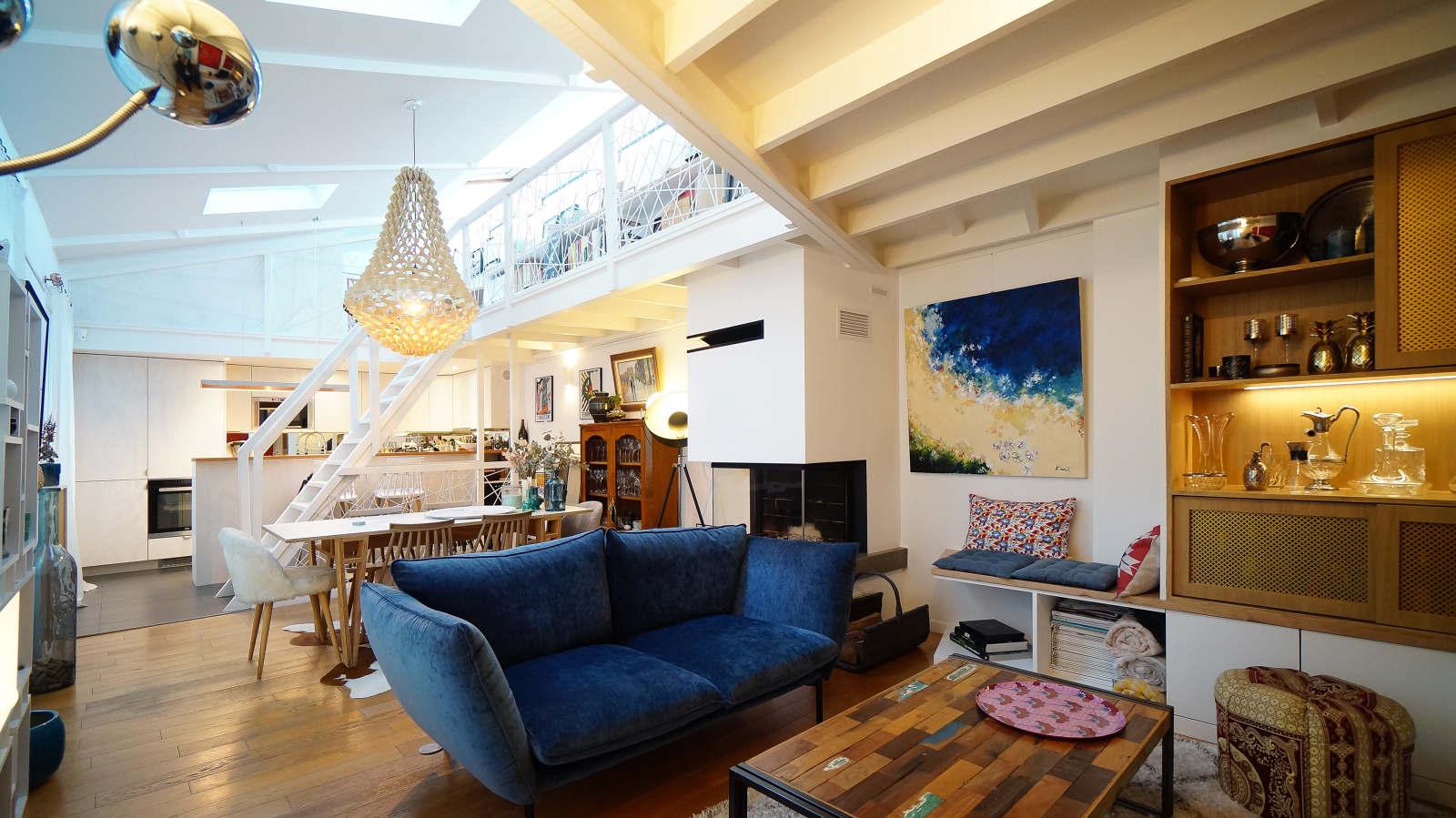 Architecte Interieur Paris 18 atelier sept - architecte paris 18ème - bardin architecte