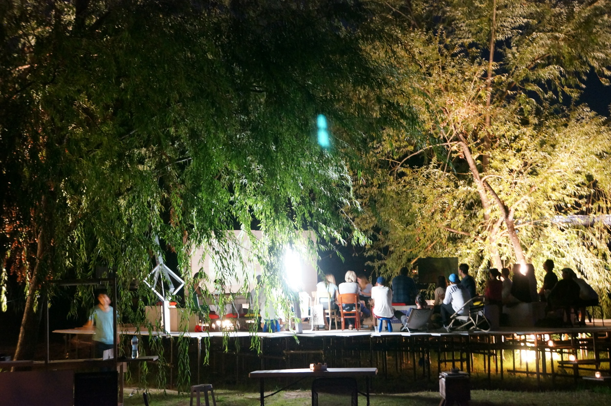 stage at maritsa