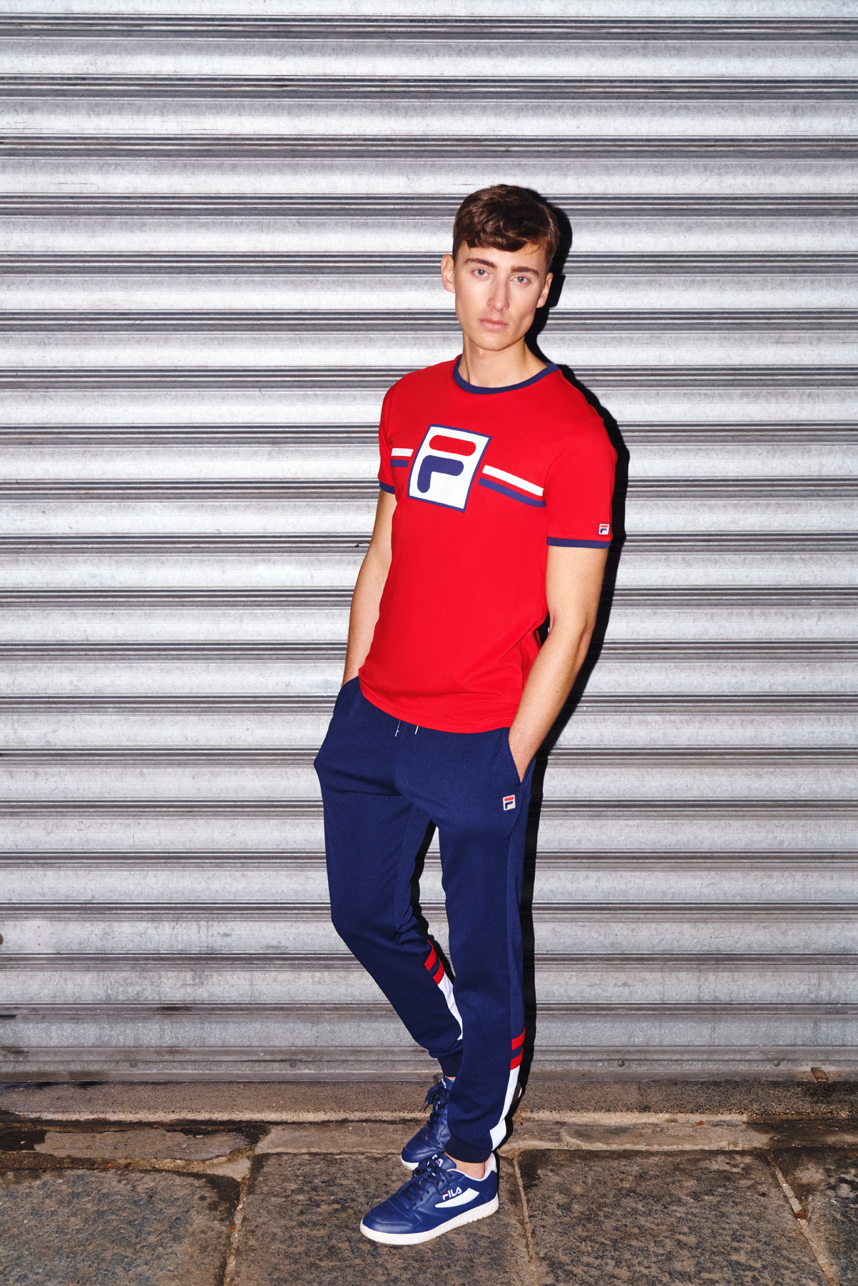 FILA Heritage Collection 2017 Retro Line Lookbook ...