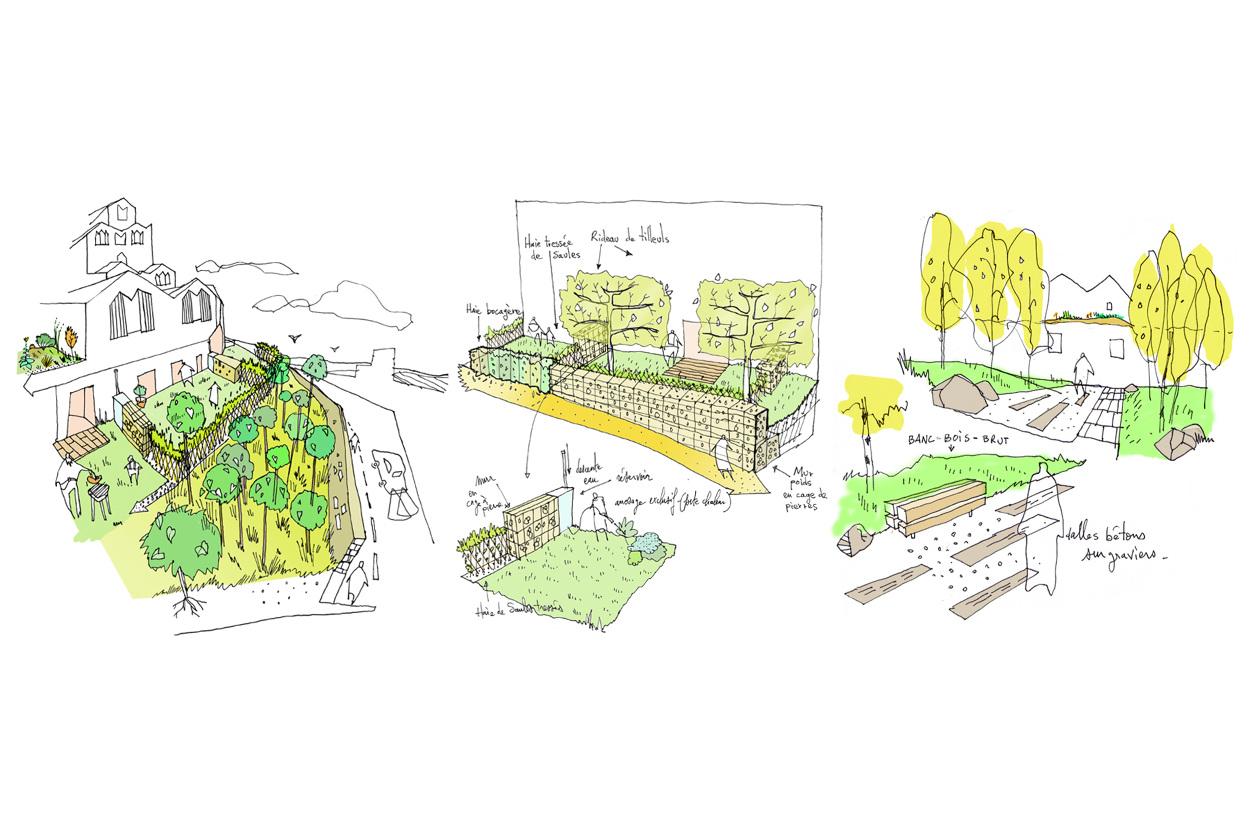 Eco Quartier Hyacinthe Vincent Lot C3 I 60 Logements I Dijon
