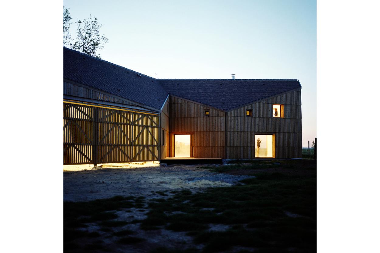 maison   hangar agricole i cagny