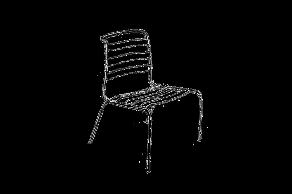 Husk Chair Samuel Rosenberg