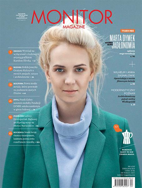 Monitor Magazine X Marta Dymek Jakub Pleśniarskis Book
