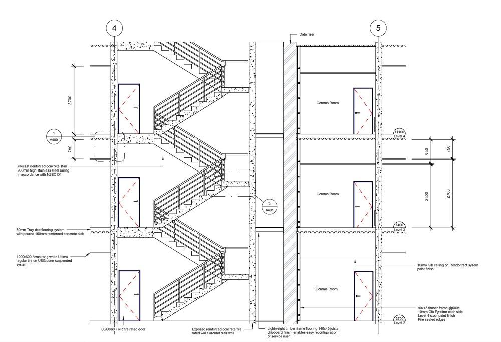 Building Core ~ Construction - nina boyd