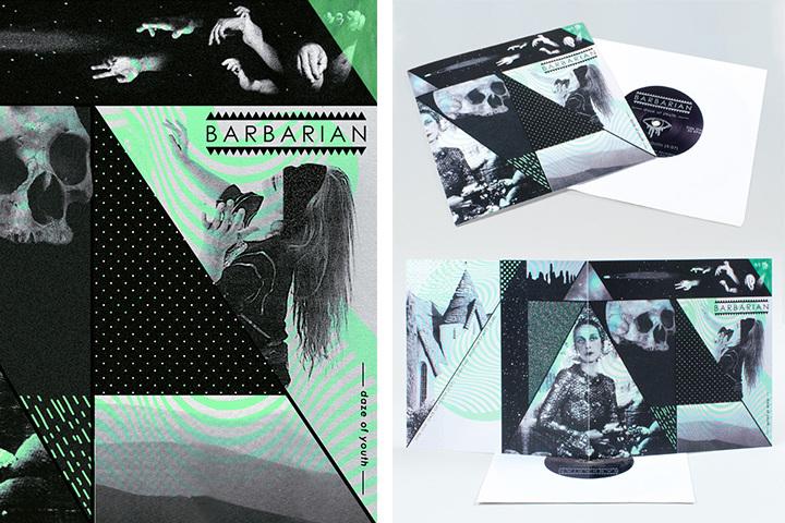 ALBUM/BAND ARTWORK - andrewevanharner com