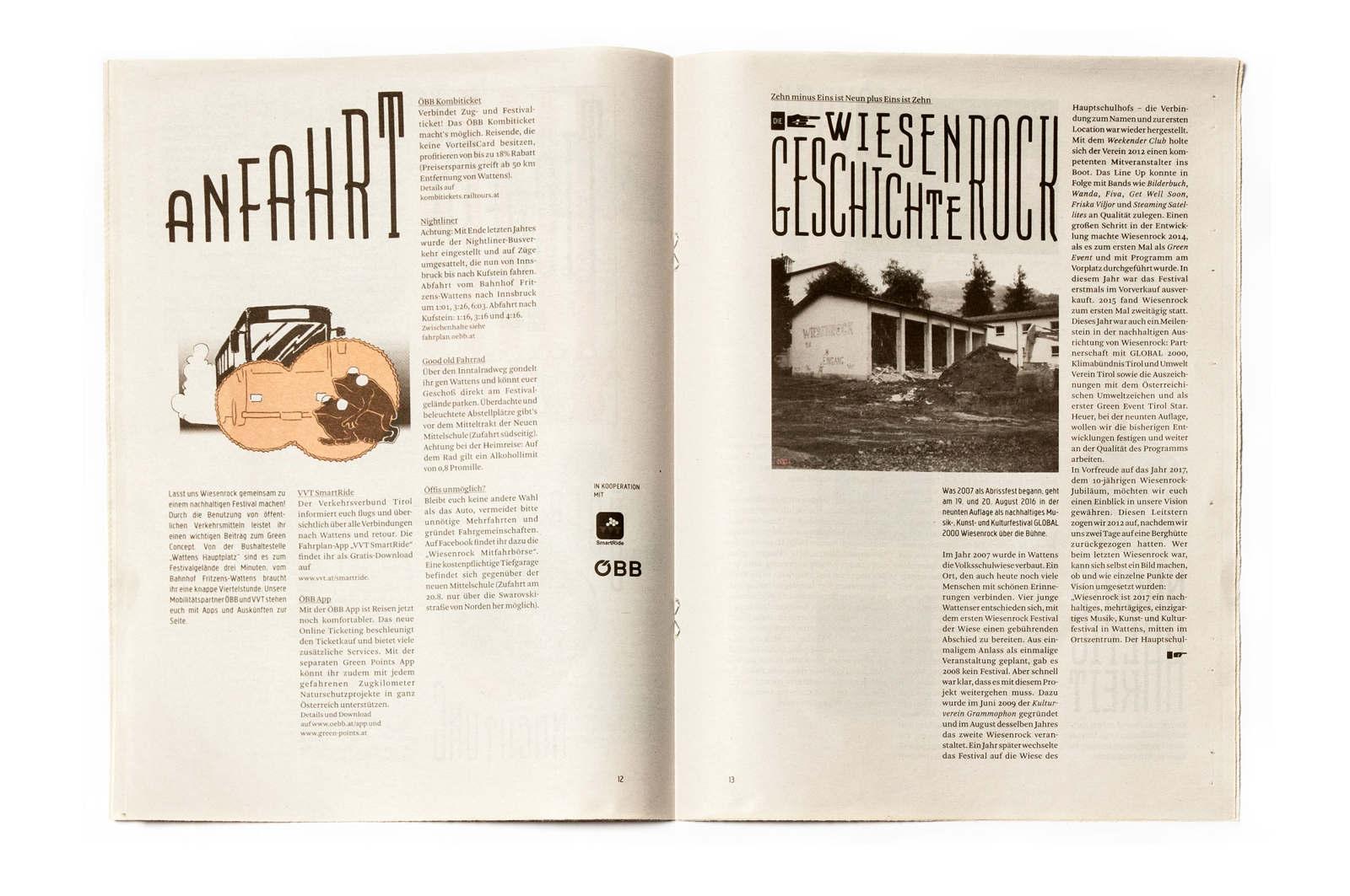 Wiesenrock Newspaper - Patrick Bonato