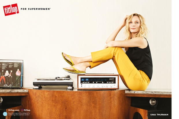 e58ab6c5306 Worldwide advertising campaign created   directed by Shubhankar Ray and  shot by photographer Stefan Ruiz featuring Hollywood icon Uma Thurman.
