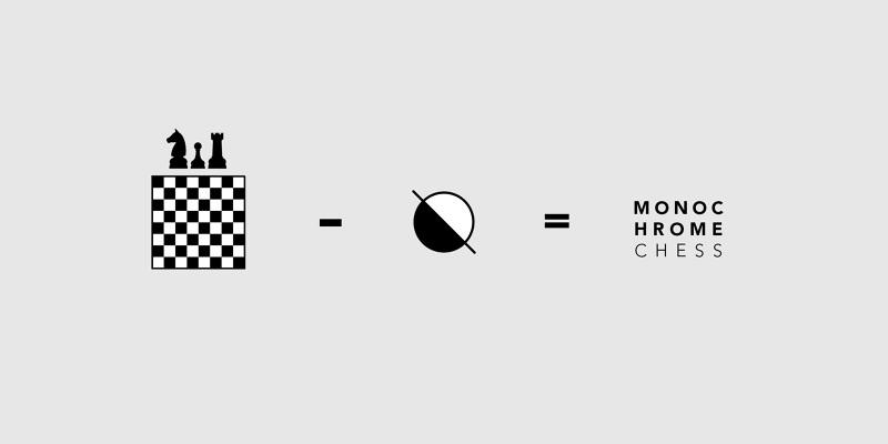 MONOCHROME Chess - Matthias Gürtner - Industrial Design