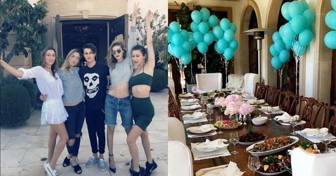 0352a28618 Gigi Hadid Celebrates Her 21st Birthday