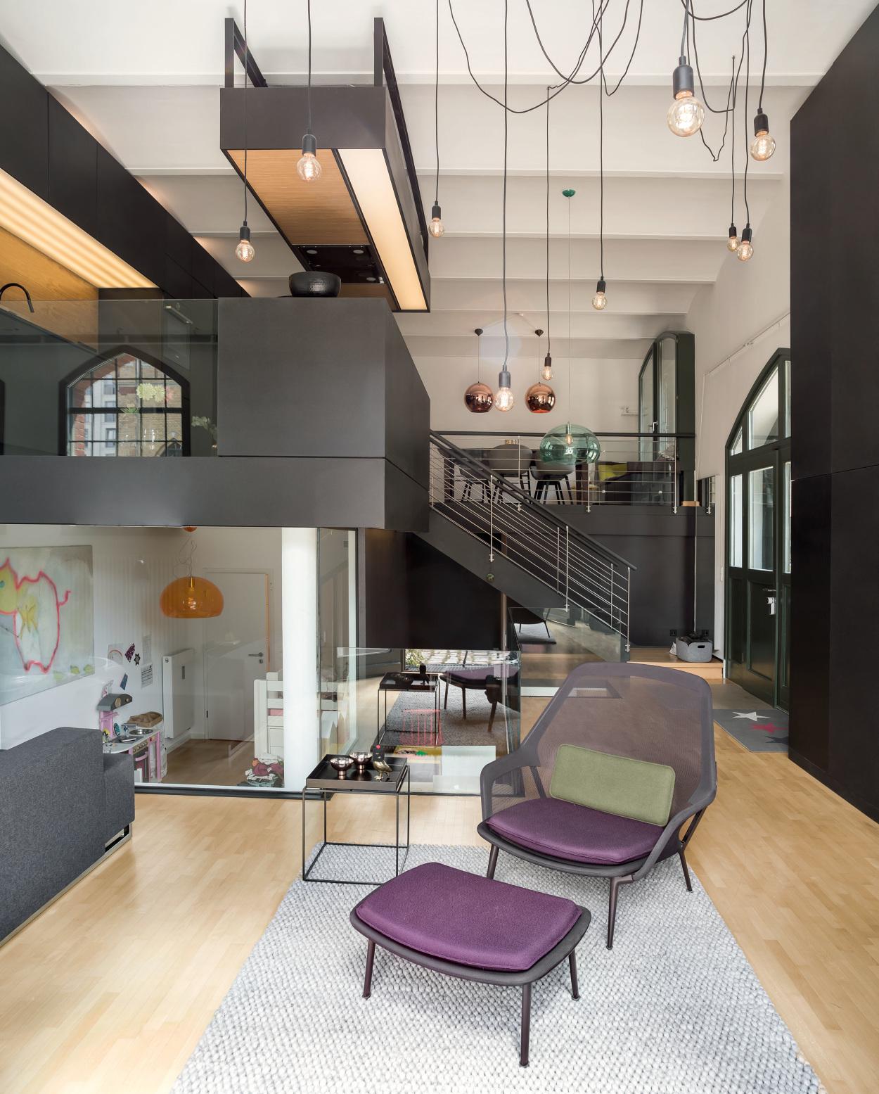neulant van exel loft living cube neulant van exel. Black Bedroom Furniture Sets. Home Design Ideas