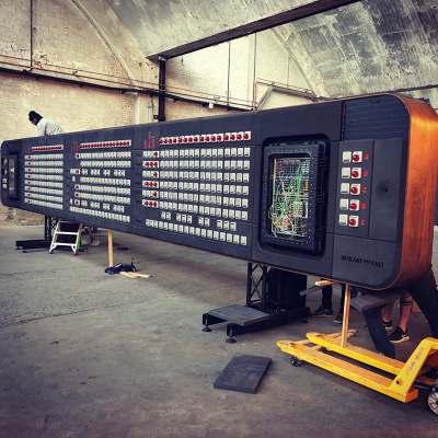 world s largest sequencer neulant van exel. Black Bedroom Furniture Sets. Home Design Ideas