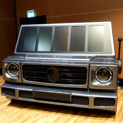 slotmachine mercedes neulant van exel. Black Bedroom Furniture Sets. Home Design Ideas