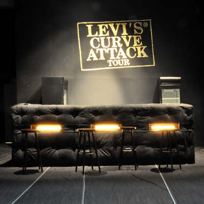 levis curved id event neulant van exel. Black Bedroom Furniture Sets. Home Design Ideas