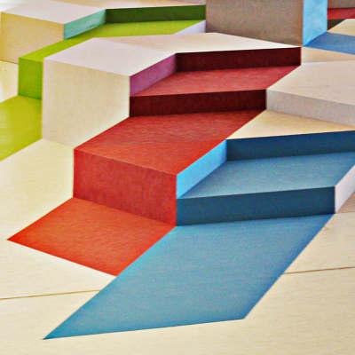 bolon sculpture neulant van exel. Black Bedroom Furniture Sets. Home Design Ideas