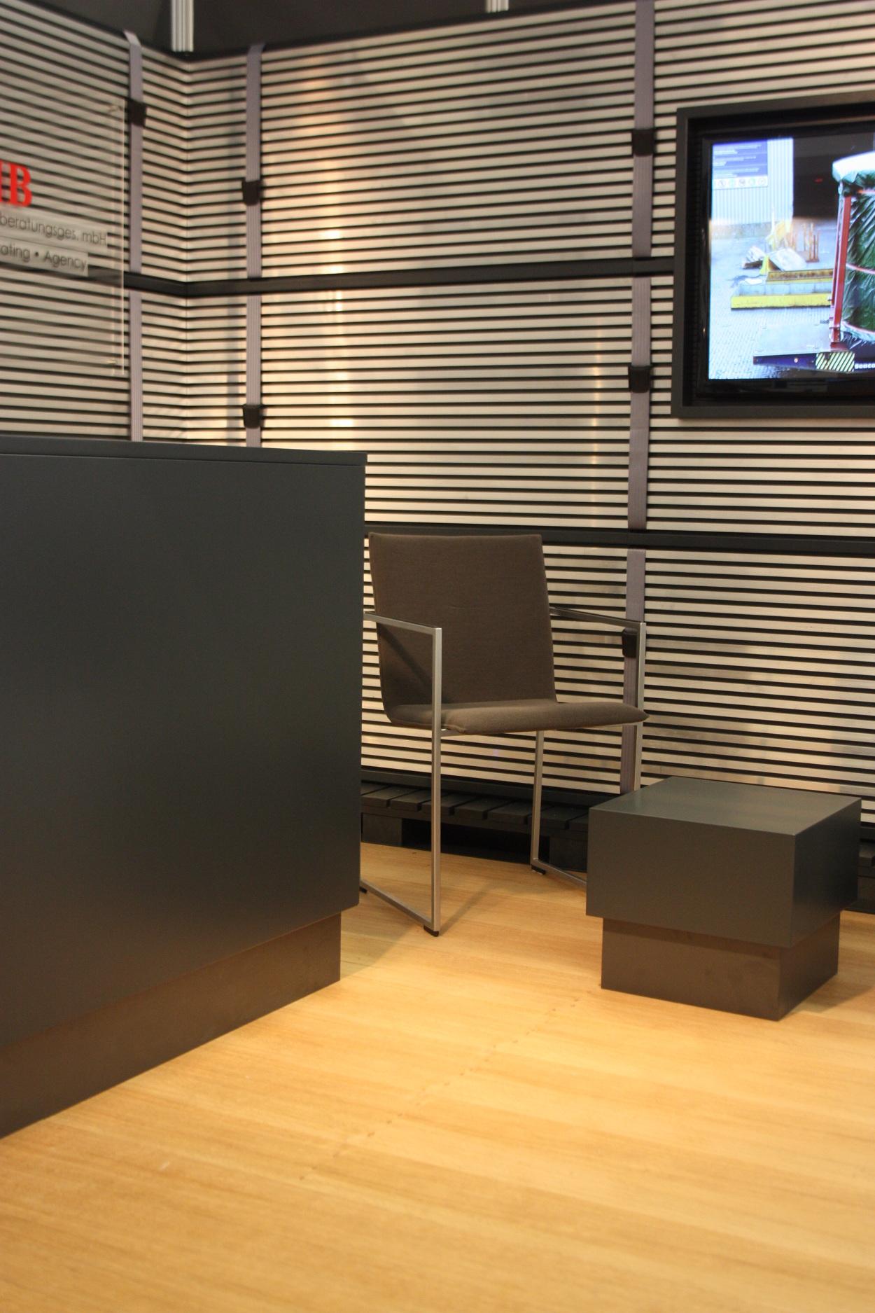 carl polzin tradeshow booth neulant van exel. Black Bedroom Furniture Sets. Home Design Ideas