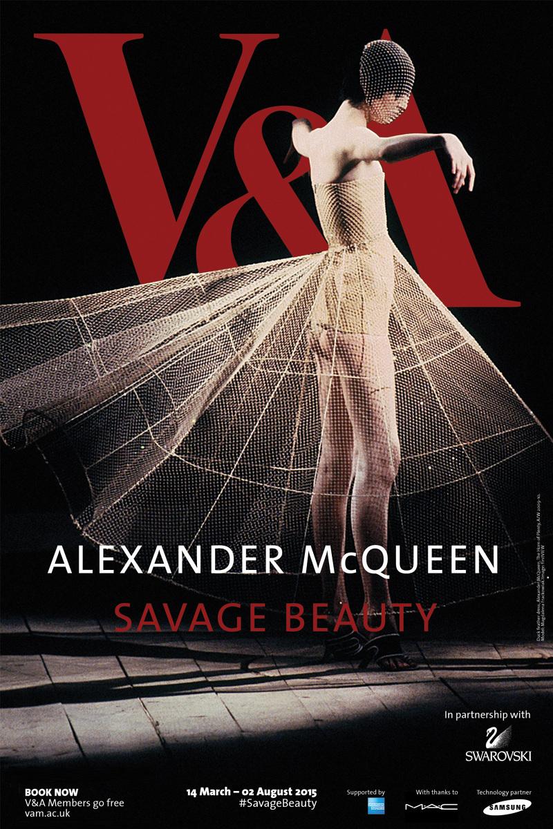Looks - Mcqueen alexander savage beauty book photo video