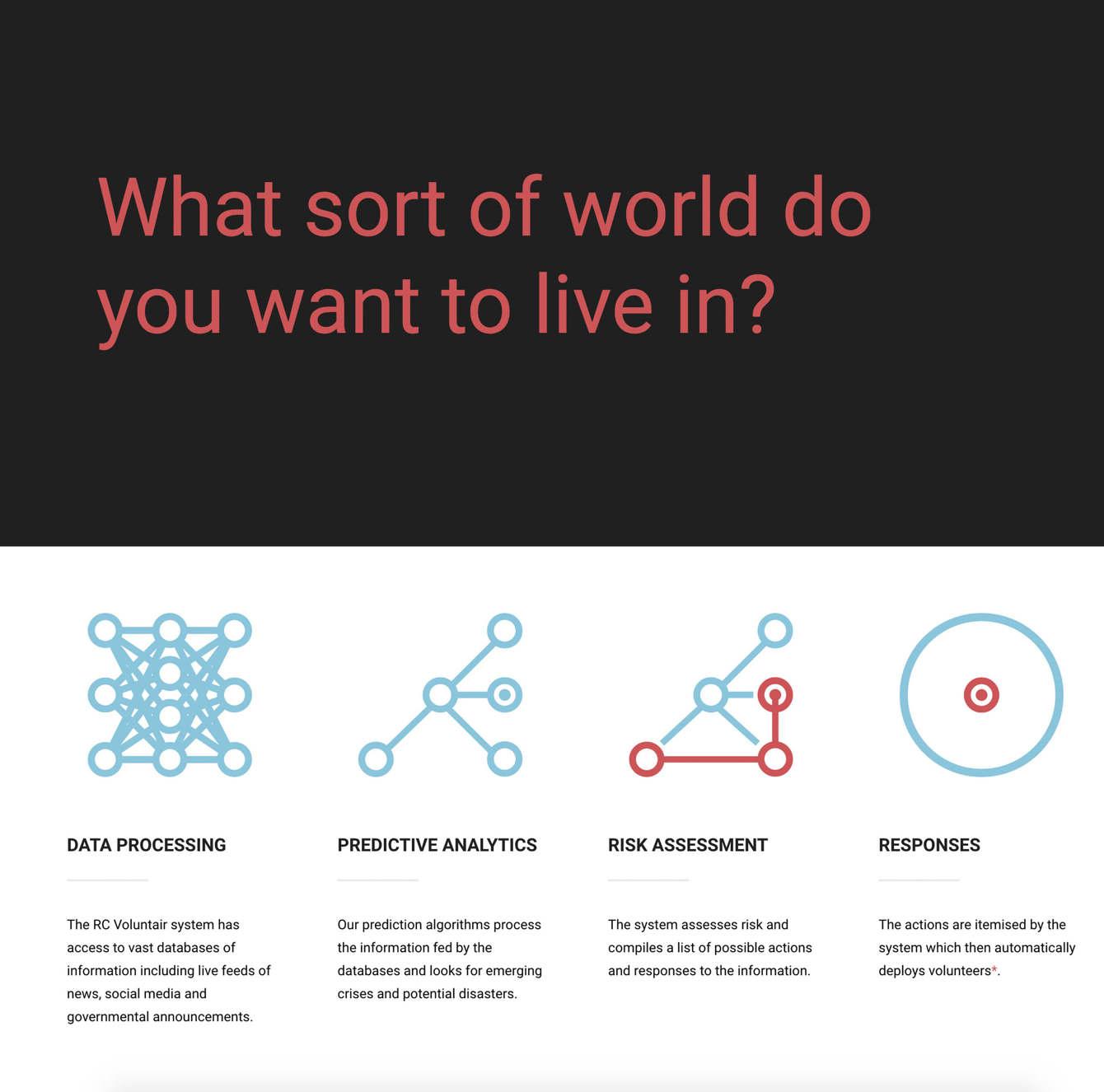 Humanitarian Futures - JCR