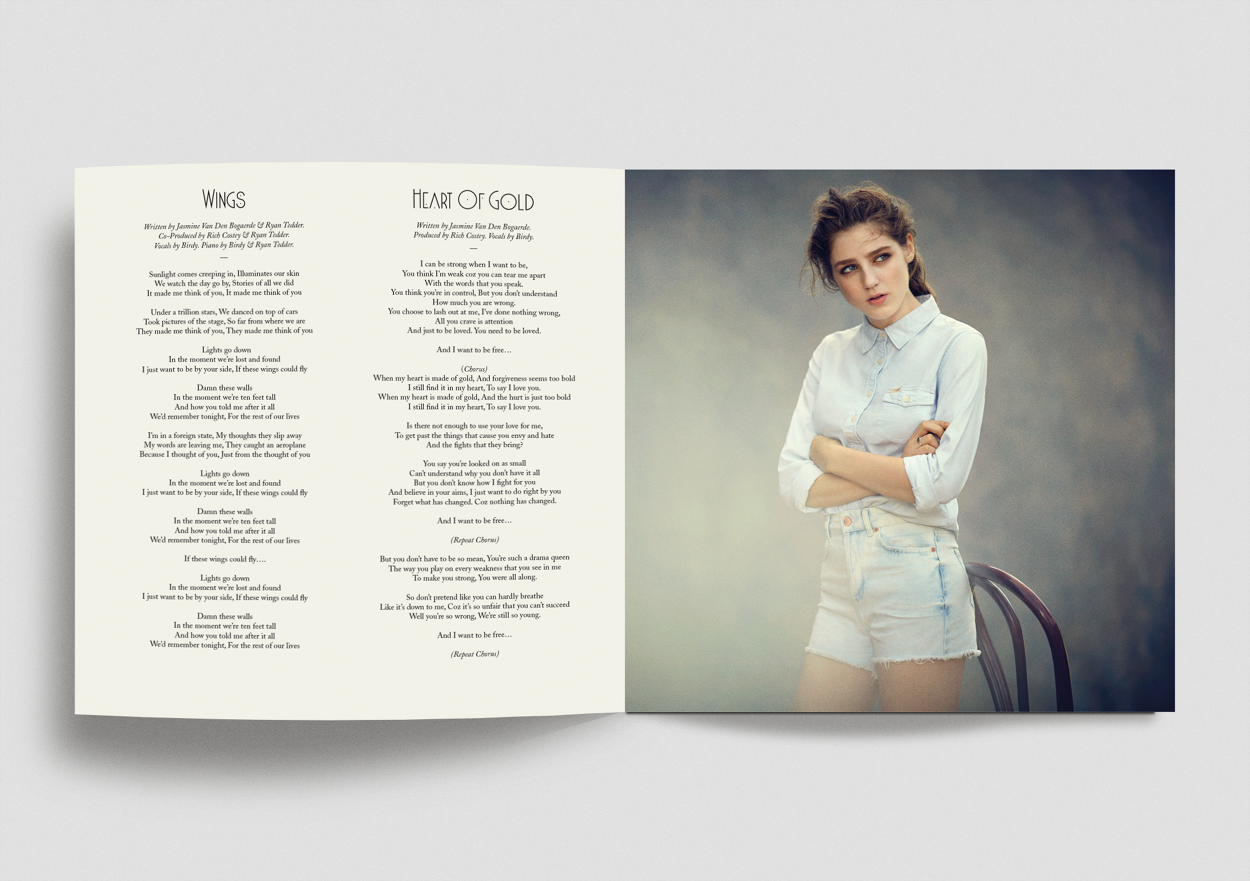 Birdy - Supermatic - Design / Art direction