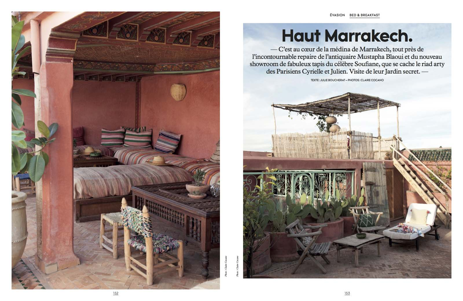 Jardin Secret Marrakech Julie Boucherat