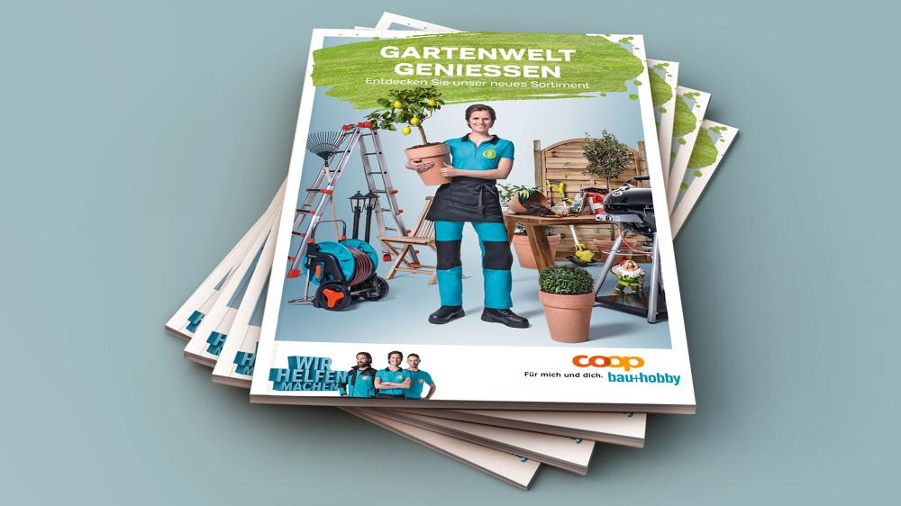 Coop Bauhobby Garden Catalogue 2017 Martina Miani