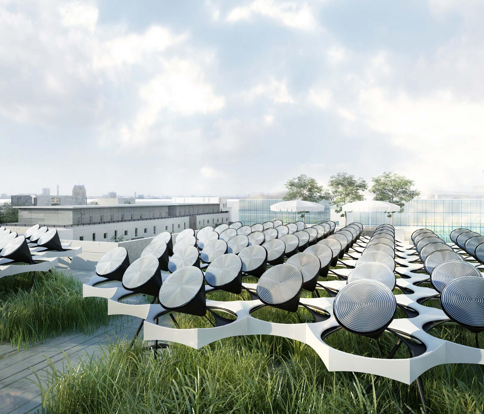 Canopy Solar Tracker Antoine Lesur