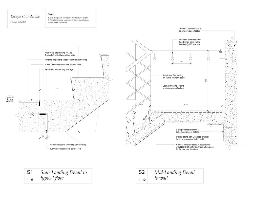 Yellowpage Headquarters Jihwan Jeon Engineer Scale Diagram 1 Of 9