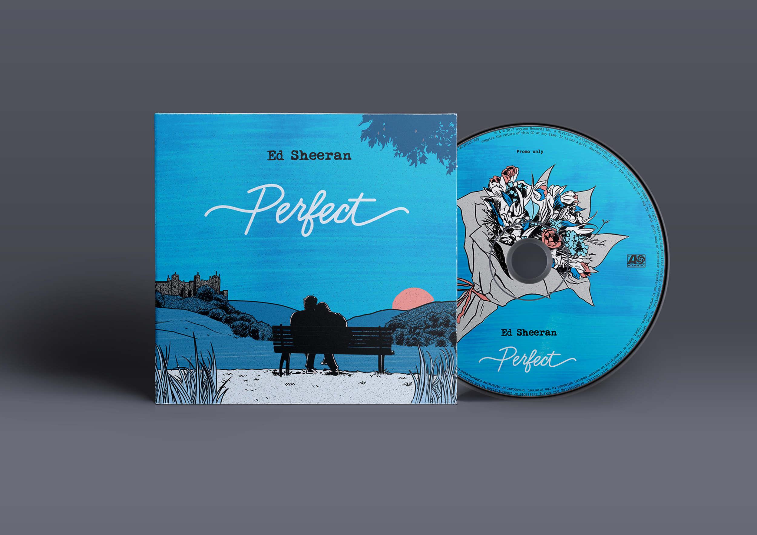 Ed Sheeran - Perfect Promo - MartinWilkie