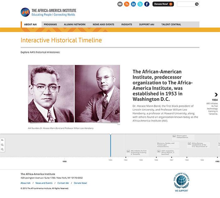 African American Institute - alvarsirlin com