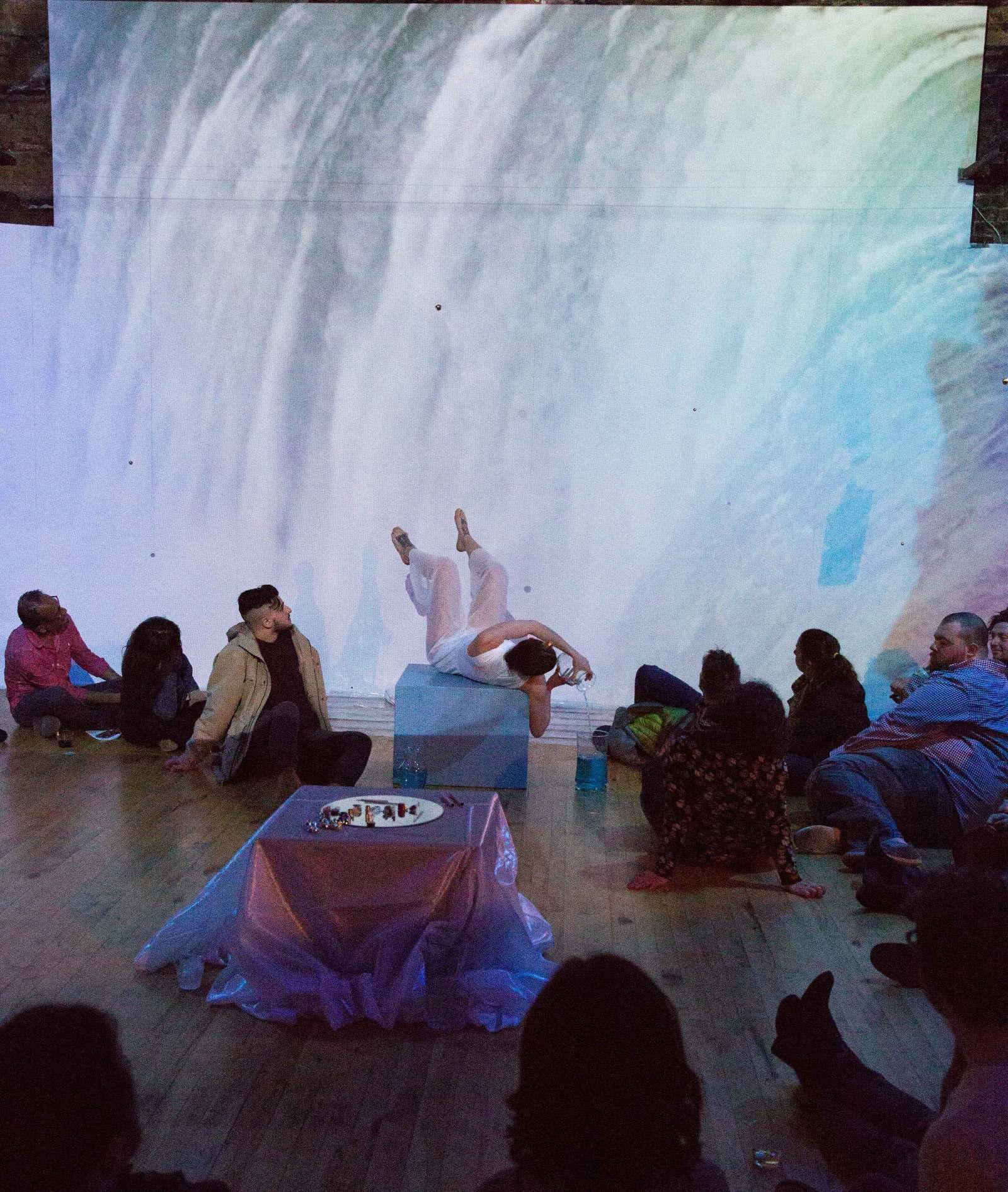 The Blue: Niagara Falls (2019) - www hanaeutamura com