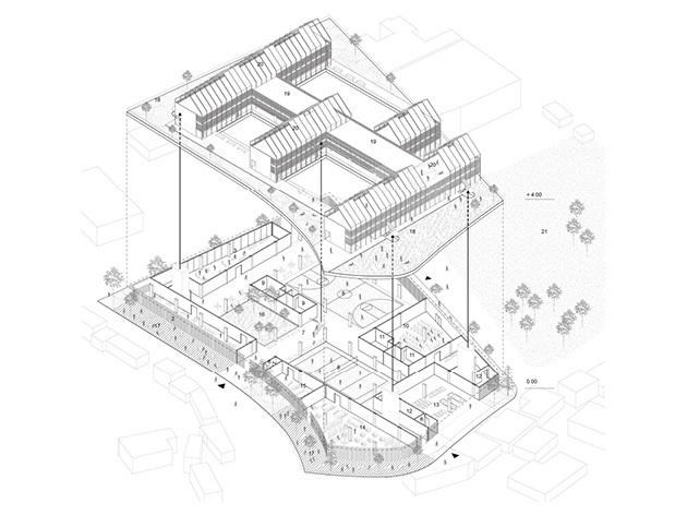 Public School Typology for Jakarta - Studio Kota Architecture