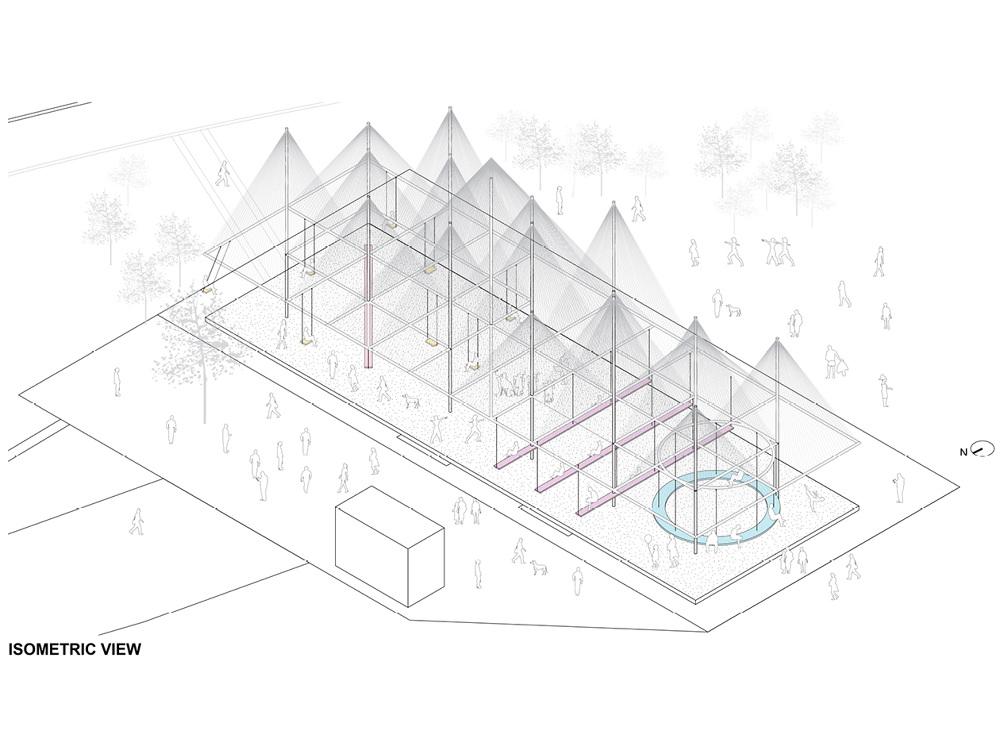 18 Peaks Pavilion