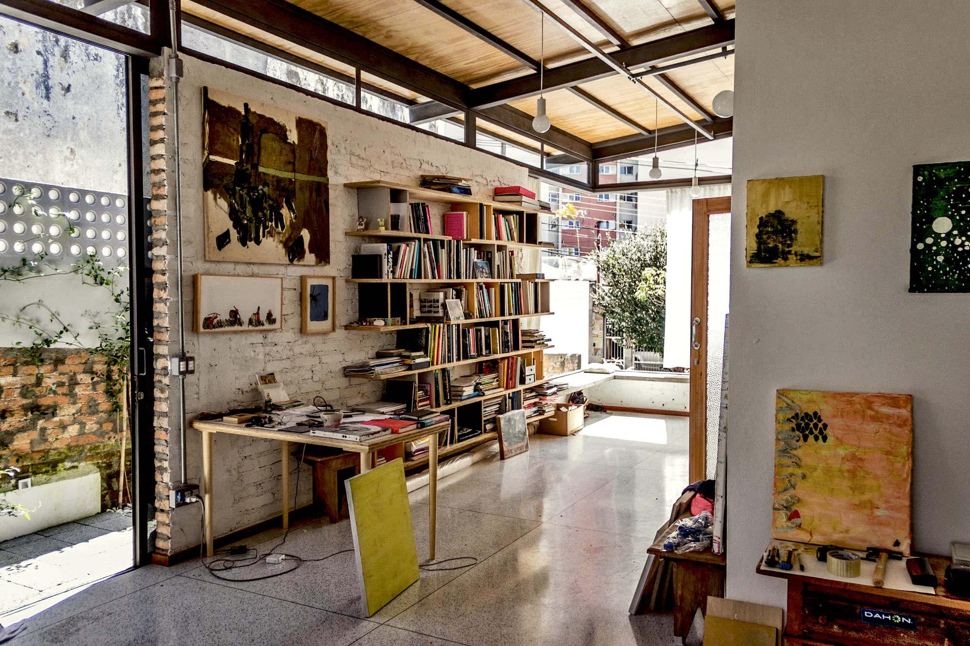 ateliê na vila ipojuca - SABARA arquitetura e urbanismo f9986505dca
