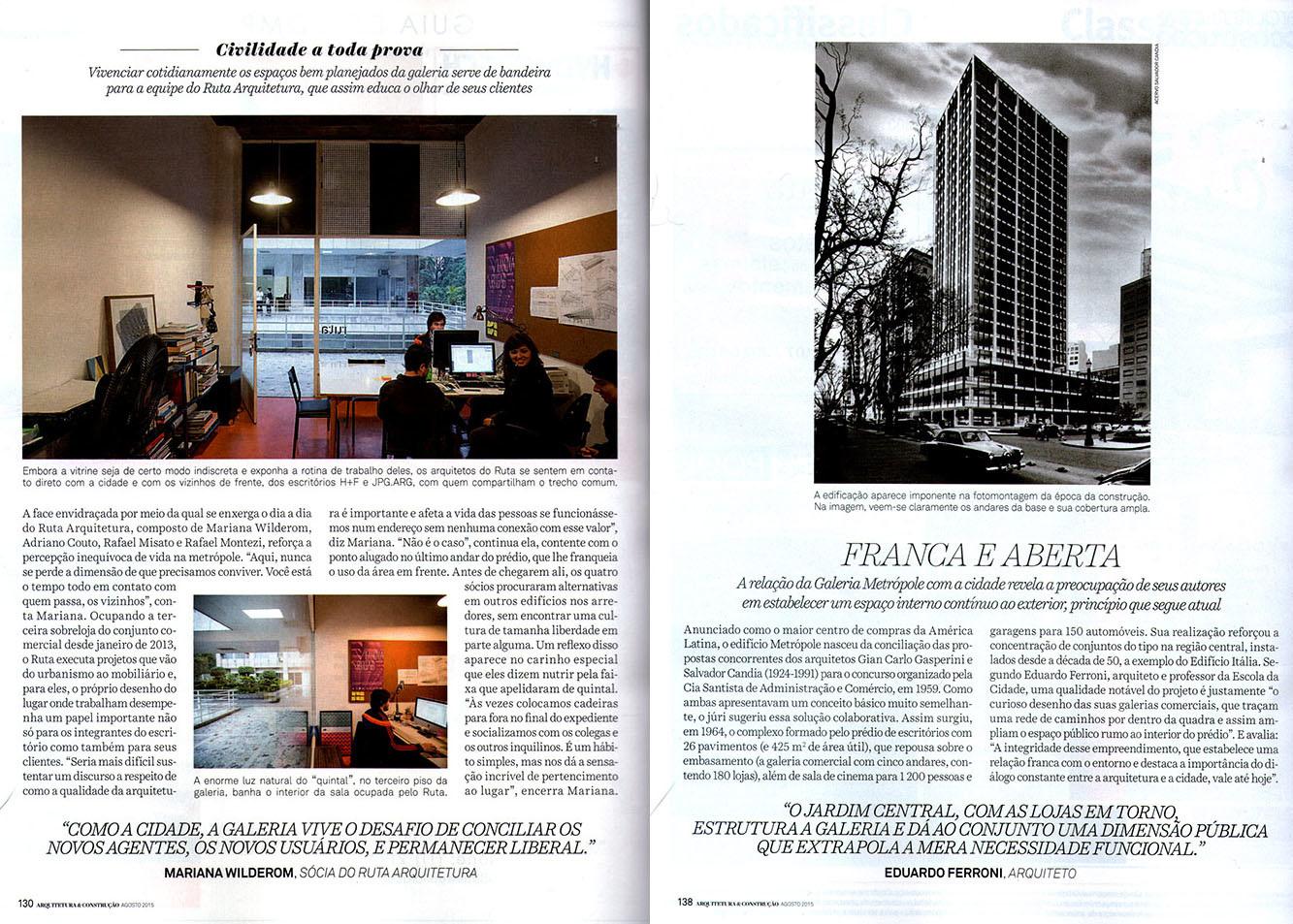 notícias - SABARA arquitetura e urbanismo dbb868218ef