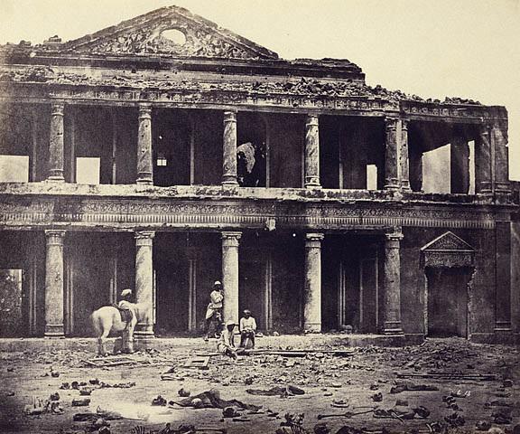 ruin - Ateya Khorakiwala