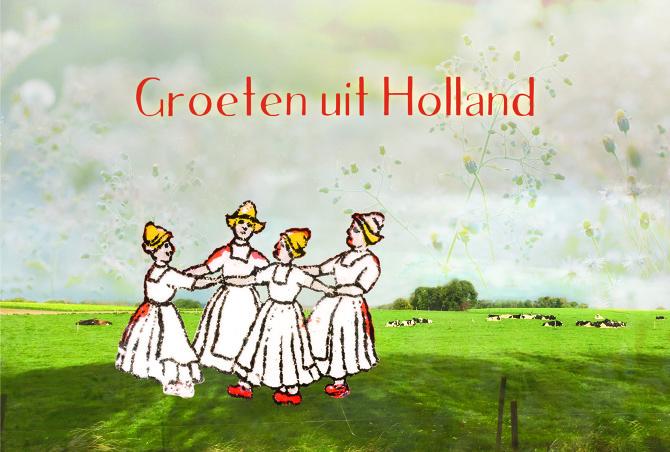 Groeten Uit Holland.Groeten Uit Holland Stephanie Marihan Work
