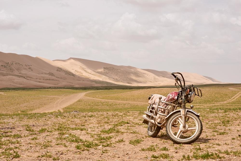 People of the Gobi - Mongolia - Dan Joseph