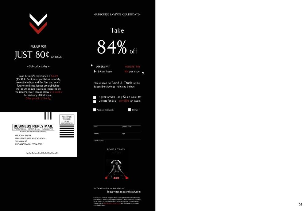 Pay Roadandtrack Com >> Typography Chihae Hong Portfolio