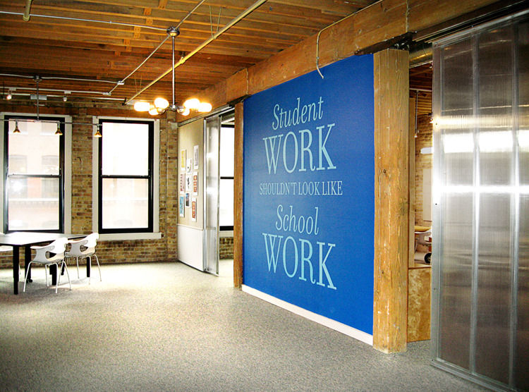 Chicago Portfolio School Shaleah Soliven Interior Designer