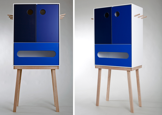 Hola Bandola cabinets by Strek Collective