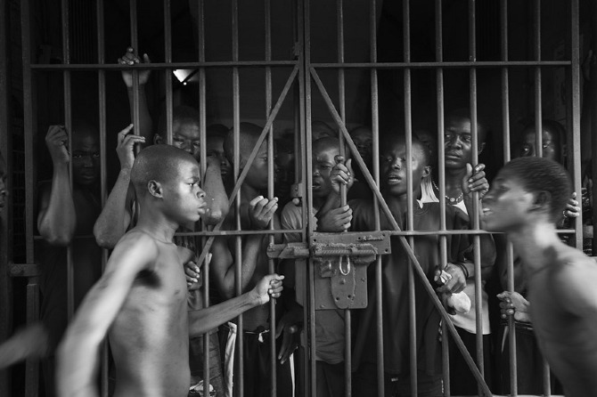 Special story on prisoners homosexuality in jails