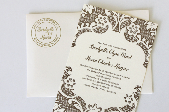 Wedding Invitation Graphic Design Portfolio