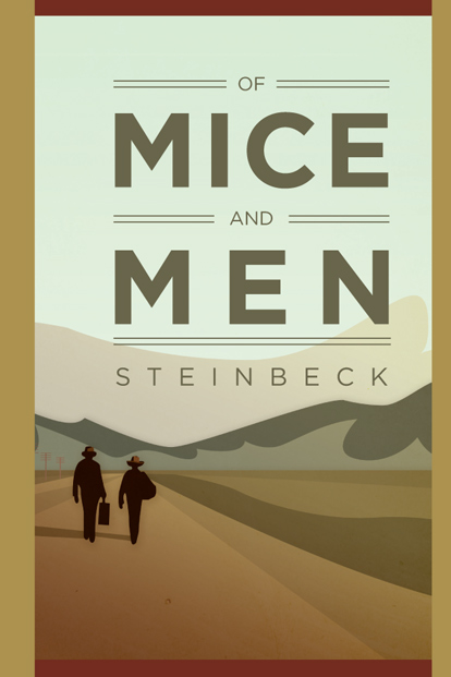 of mice and men writer Throughout the novella, the men that work on the ranch always refer to her as 'curley's wife' her lack of identity could imply that she is more of a possession of her husband than a woman with rights that is why she has no name her identity is being someone's wife as this character develops.